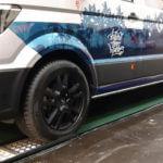 VW Crafter ab Baujahr 2016 Felgen